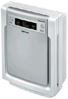 Воздухоочиститель FELLOWES PlasmaTRUE AP-300PH,  серебристый [fs-92707]
