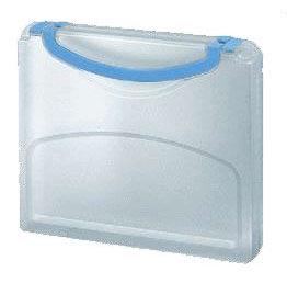 Портфель Kokuyo WE-KUKE734 W A4 пластик белый