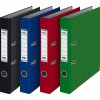 Папка-регистратор Durable 3420-01A4 50мм картон черный мрамор