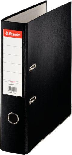 Папка-регистратор Esselte Economy 11257P A4 75мм черный