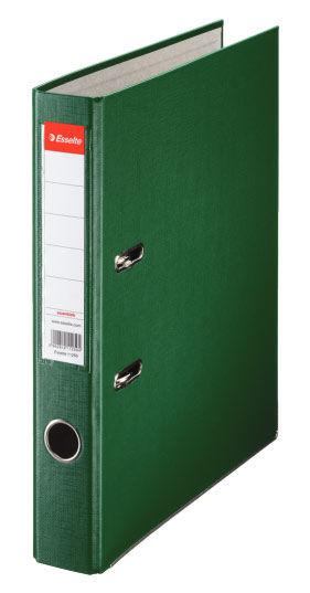 Папка-регистратор Esselte Economy 81196P A4 50мм зеленый