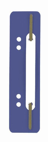 Скоросшиватель вставка Durable Flexi 6901-07 пластик темно-синий (упак.:250шт)
