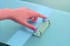 Папка на 2-х кольцах Kokuyo FU-PS410CL A4 пластик 0.75мм кор.21мм прозрачный вид 3