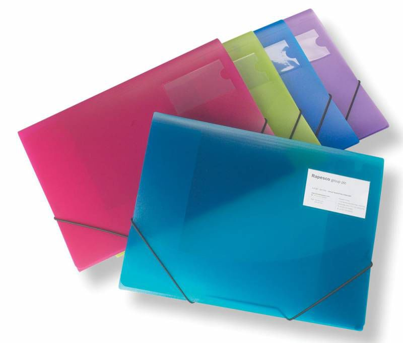 ����� �� ������� Rapesco Flap Folio 0720 A4 ������������ �������