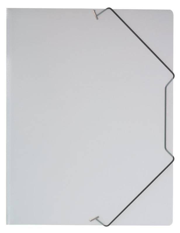 Папка на резинке Durable 232219 A4 пластик прозрачный вмест.:150лист.
