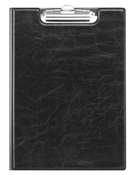 Папка клип-борд Durable Clipboard Folder 2355-01 A4 черный мрамор 2 внутр. кармана