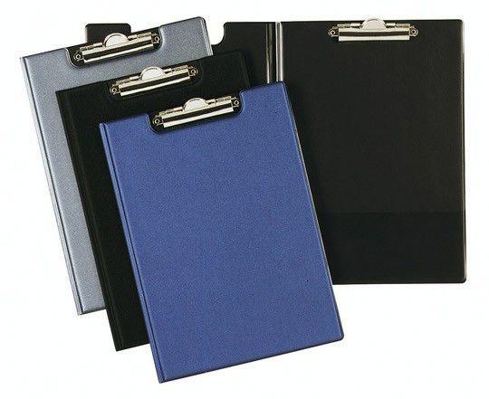 Папка клип-борд Durable Clipboard Folder 2357-07 A4 синий карман прод.