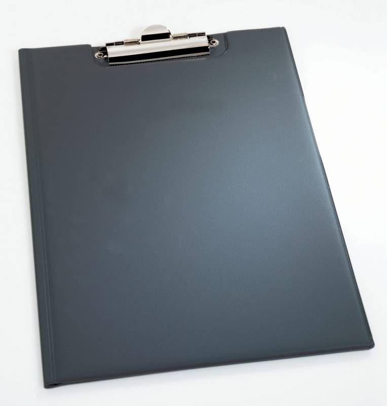Папка клип-борд Durable Clipboard Folder 235901 A5 черный карман треуг.