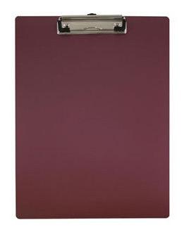Папка-планшет Durable 4210-31 A4 ПВХ бордовый
