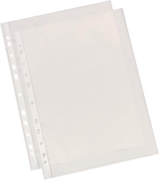 Папка-вкладыш Esselte 56066 прозрачный глянцевые 55мкм (упак.:100шт)
