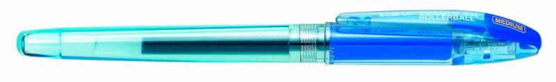 Ручка гелевая Zebra JIMNIE HYPER JELL (JJB101-BL) 0.7мм резин. манжета синий