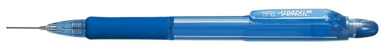 Карандаш механический Zebra JIM MECA KRM-100-BL 0.5мм синий