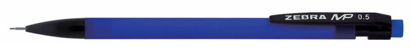 Карандаш механический Zebra MP 0.5мм синий