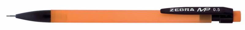 Карандаш механический Zebra MP 0.5мм оранжевый