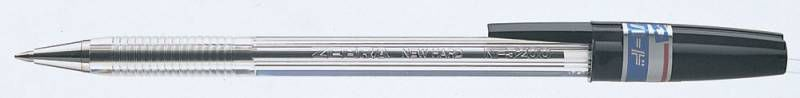 Ручка шариковая Zebra N-5200 0.7мм черный