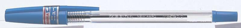 Ручка шариковая Zebra N-5200 0.7мм синий
