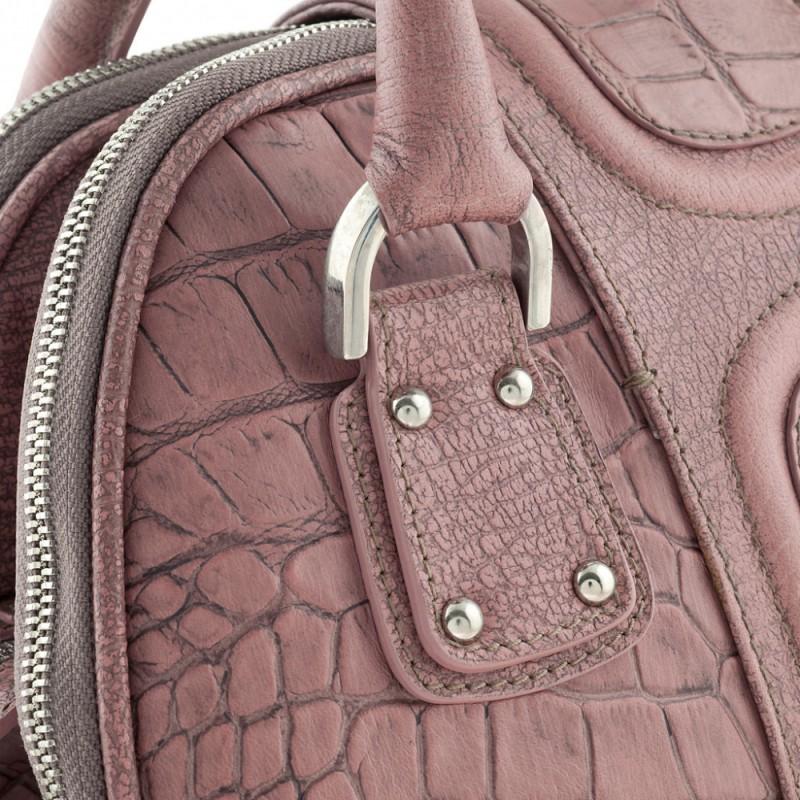 Купить сумки под крокодила женские кожаные недорого в