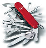 Складной нож VICTORINOX SwissChamp, 33 функций,  91мм, красный  [1.6795] вид 2
