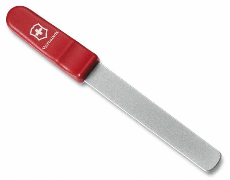 Точилка для пероч.ножей Victorinox Diamant (4.3311) красный