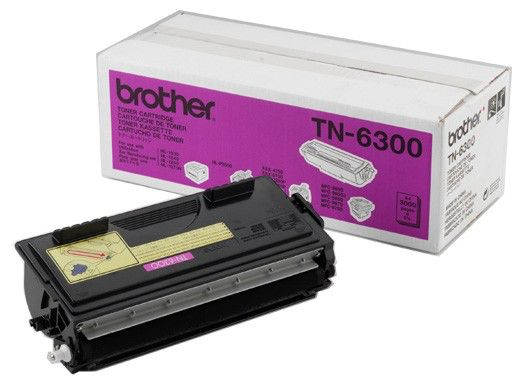 Картридж BROTHER TN6300 черный