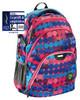 Рюкзак Coocazoo H-119795  EvverClevver отделение для ноутбука полиэстер CheckMint синий/розовый вид 3