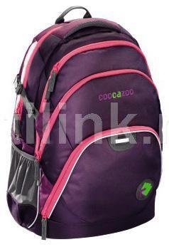 Рюкзак Coocazoo H-119798  EvverClevver отделение для ноутбука полиэстер CheckMint фиолетовый