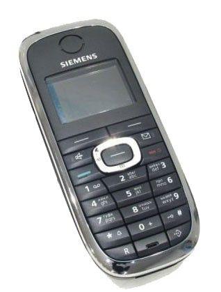 Радиотелефон SIEMENS SL375,  черный