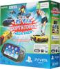 Игровая консоль SONY PlayStation Vita 3G/Wi-Fi, черный вид 16
