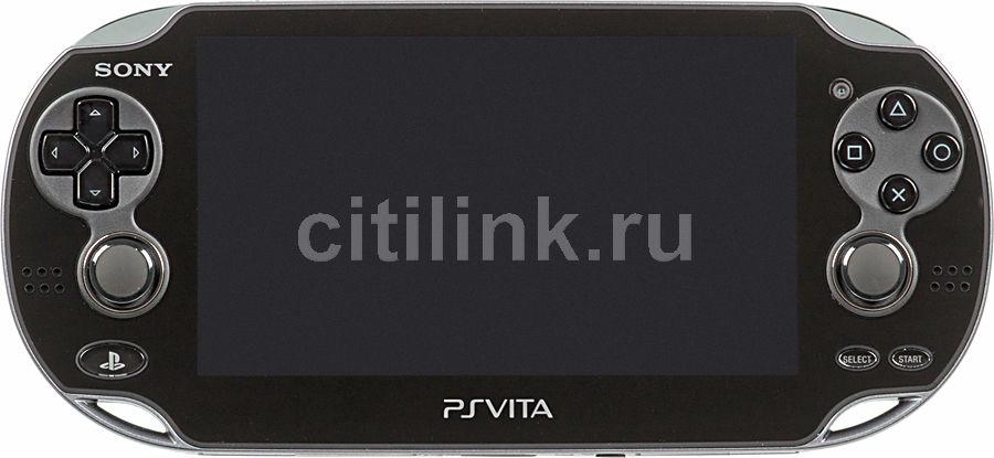 Игровая консоль SONY PlayStation Vita 3G/Wi-Fi, черный