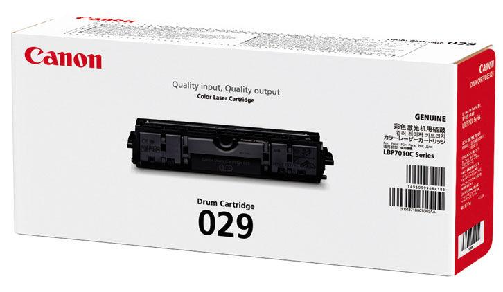 Фотобарабан (Drum) Canon 029 ч/б:7000стр для Canon LBP7018C/7010C (4371B002)