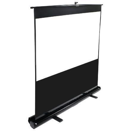 Экран ELITE SCREENS ezCinema F100NWV,  203х152 см, 4:3,  напольный черный