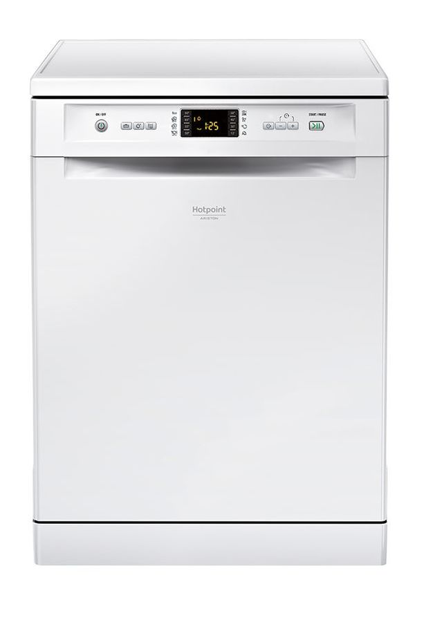 Посудомоечная машина HOTPOINT-ARISTON LFF 8S112 EU,  полноразмерная, белая