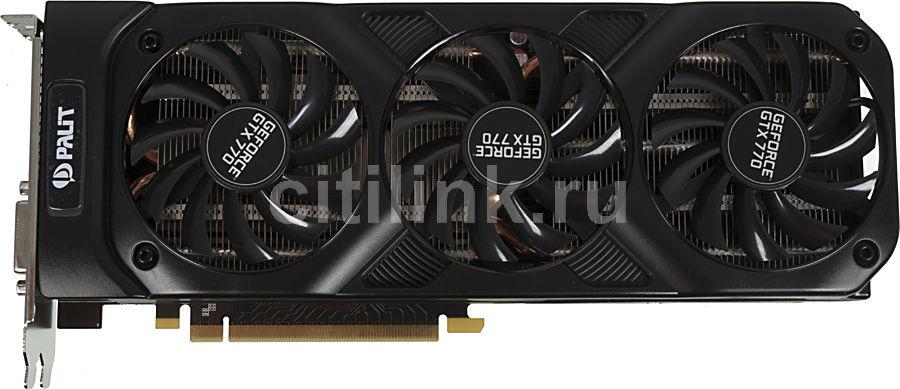Видеокарта PALIT nVidia  GeForce GTX 770 ,  NE5X770S1042-104xF,  2Гб, GDDR5, OC,  Ret