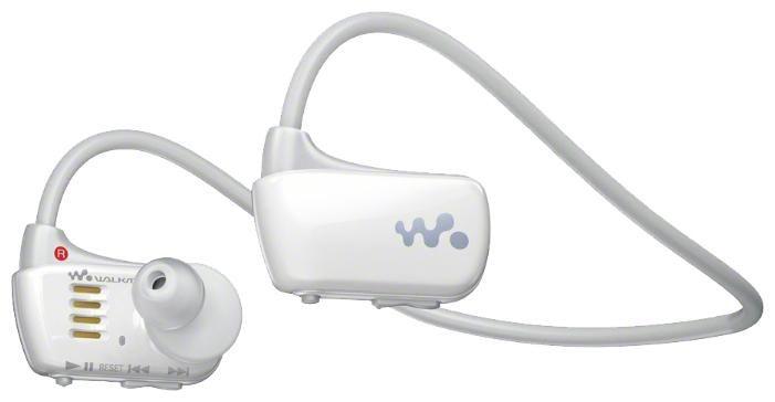 MP3 плеер SONY NWZ-W273 flash 4Гб белый [nwzw273sw.ee]