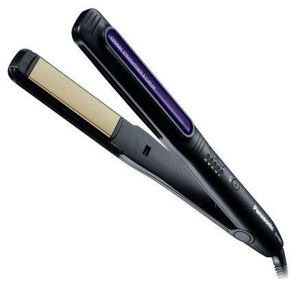 Выпрямитель для волос PANASONIC EH-HW18-K865,  черный