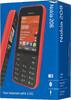 Мобильный телефон NOKIA 208 черный/красный вид 10