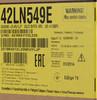 LED телевизор LG 42LN549E  42
