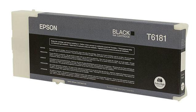 Картридж EPSON C13T618100 черный