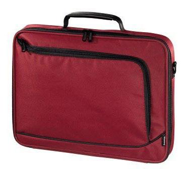 """Сумка для ноутбука 17.3"""" HAMA Sportsline Bordeaux, красный/красный [101175]"""