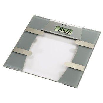 Весы XAVAX Amelie H-106977, до 150кг, цвет: серый [00106977]