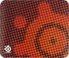 Коврик для мыши STEELSERIES QcK Heat оранжевый/черный [67279] вид 1