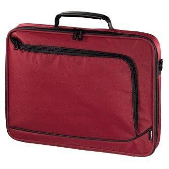 """Сумка для ноутбука HAMA Sportsline Bordeaux 15.6"""" политекс красный [00101174]"""
