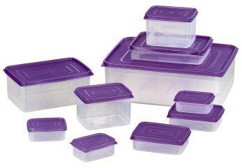 Набор контейнеров для хранения Xavax (10шт)(H-111506) [00111506]