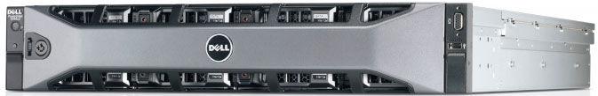 Сервер Dell PE R720XD 2xE5-2620v2/2x8Gb 1RLVRD 1.6/ x24 SAS 146Gb 15K 2.5