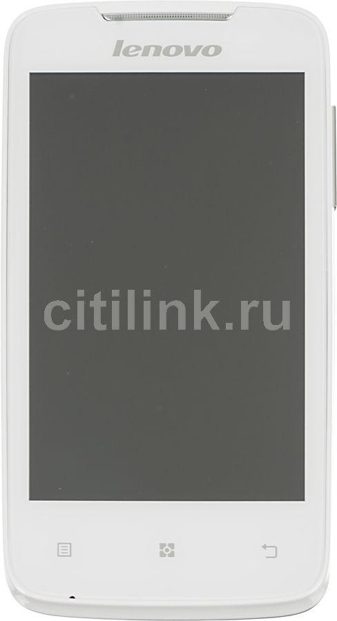 Смартфон LENOVO A390  белый