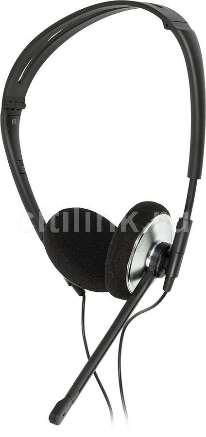 Наушники с микрофоном PLANTRONICS Audio 478,  накладные, черный  [81962-25]