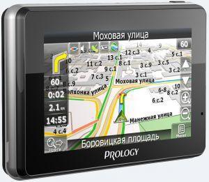 GPS навигатор PROLOGY iMAP-540S,  5