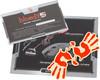 Мышь A4 Bloody R8 metal feet Skull design оптическая беспроводная USB, черный [r8 skull] вид 9
