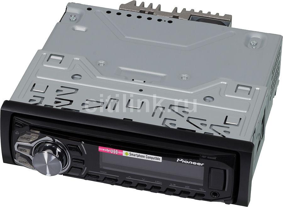 Автомагнитола PIONEER DEH-1600UBA,  USB
