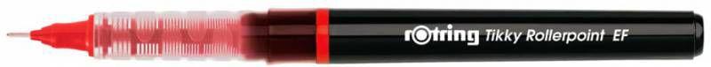 Ручка-роллер Rotring Tikky Rollerpoint (S0940700) красные чернила